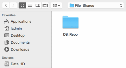 DS - 2 - Finder ds repo
