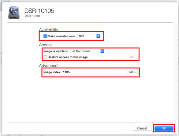 DS - 3 - more netboot settings